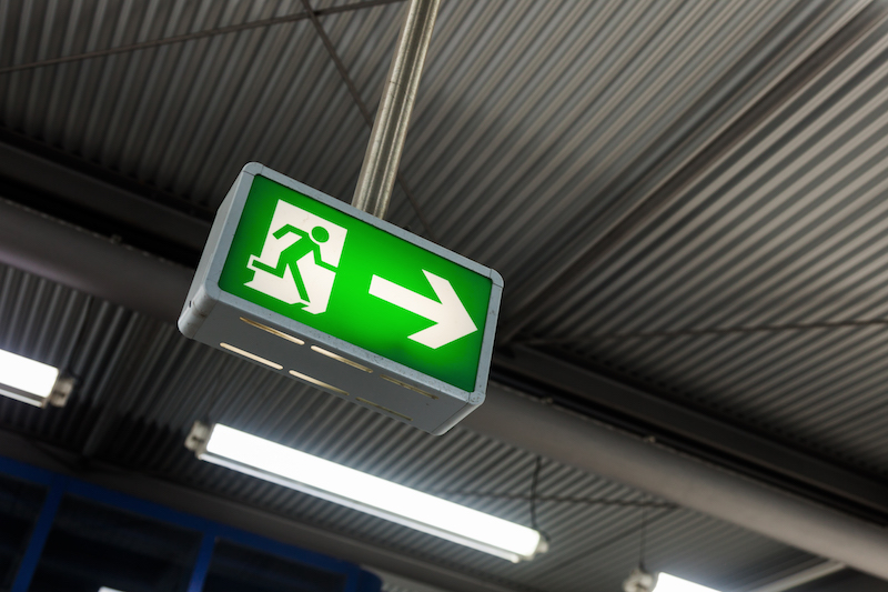 emergency lighting testing regulations